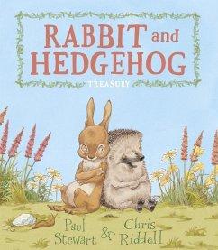 Rabbit and Hedgehog Treasury - Stewart, Paul
