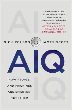 AIQ (eBook, ePUB) - Scott, James; Polson, Nick