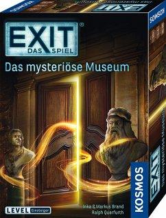 Exit - Das Spiel, Das mysteriöse Museum (Spiel)
