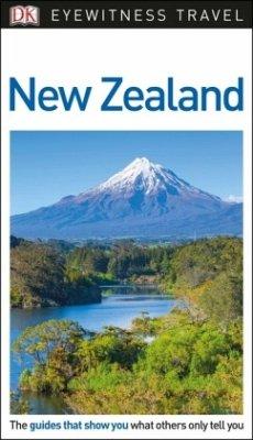 DK Eyewitness New Zealand - DK Eyewitness