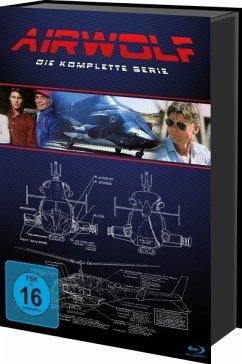 Airwolf - Die komplette Serie BLU-RAY Box