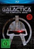 Kampfstern Galactica - Die komplette Serie (9 Blu-rays + 1 DVD)