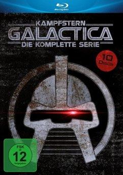 Kampfstern Galactia - Die komplette Serie BLU-RAY Box