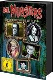 Die Munsters - Die komplette Serie DVD-Box