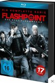 Flashpoint: Das Spezialkommando - Die komplette Serie BLU-RAY Box