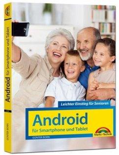 Android für Smartphones & Tablet - Leichter Einstieg für Senioren - Born, Günter