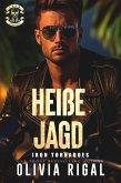 Heiße Jagd / Iron Tornadoes MC Bd.4 (eBook, ePUB)