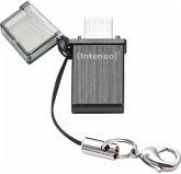 Intenso Mini Mobile Line 8GB USB + micro USB 2.0 OTG