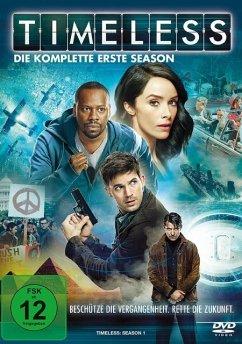 Timeless - Die komplette erste Season DVD-Box