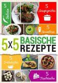 5x5 Basische Rezepte (eBook, ePUB)