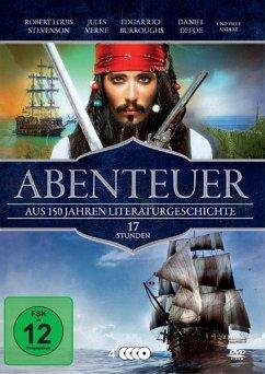 Abenteuer- Aus 150 Jahren Literaturgeschichte