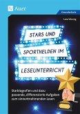 Stars und Sporthelden im Leseunterricht