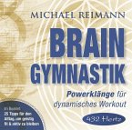 BRAIN GYMNASTIK [432 Hertz], 1 Audio-CD