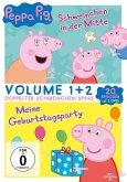 Peppa Pig - Schweinchen in der Mitte & Meine Geburtstagsparty - 2 Disc DVD