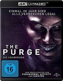 The Purge - Die Säuberung - Ethan Hawke,Lena Headey,Adelaide Kane