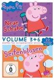 Peppa Pig - Neue Schuhe & Seifenblasen - 2 Disc DVD