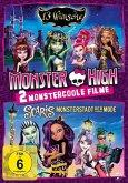 Monster High - 13 Wünsche & Scaris - 2 Disc DVD