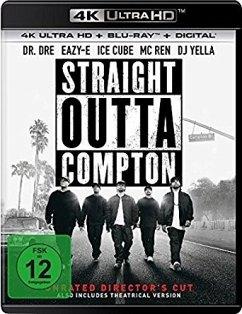 Straight Outta Compton Director's Cut - Corey Hawkins,Jason Mitchell,Paul Giamatti