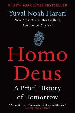 Homo Deus - Harari, Yuval Noah