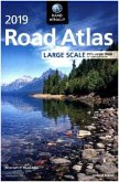 Rand McNally Road Atlas United States 2019 Large Scale