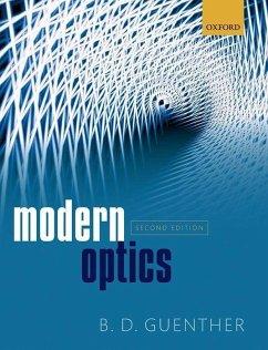 Modern Optics - Guenther, B. D. (Adjunct Professor of Physics, Adjunct Professor of