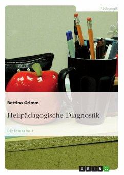 Heilpädagogische Diagnostik (eBook, ePUB)