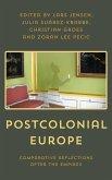 Postcolonial Europe (eBook, ePUB)