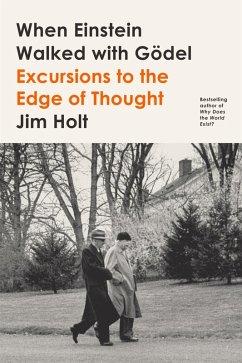 When Einstein Walked with Gödel (eBook, ePUB) - Holt, Jim