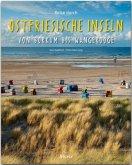 Reise durch Ostfriesische Inseln von Borkum bis Wangerooge