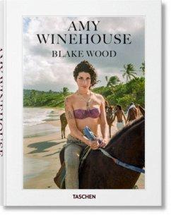 Amy Winehouse by Blake Wood
