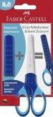Faber-Castell Schulschere GRIP blau BK