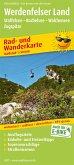 PUBLICPRESS Rad- und Wanderkarte Werdenfelser Land, Staffelsee - Kochelsee - Walchensee - Zugspitze