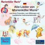Alle Lieder von Marienkäfer Marie und ihren Freunden (MP3-Download)