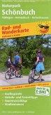 PUBLICPRESS Rad- und Wanderkarte Naturpark Schönbuch