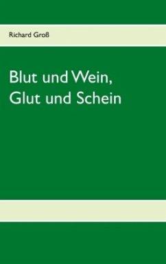 Blut und Wein, Glut und Schein - Groß, Richard
