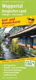 PUBLICPRESS Rad- und Wanderkarte Wuppertal - Bergisches Land, Solingen - Remscheid