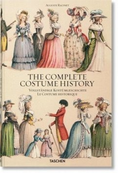 Auguste Racinet. Complete Costume History - Racinet, Auguste
