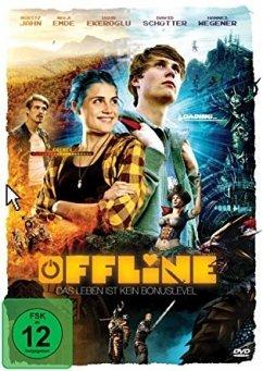 Offline - Das Leben ist kein Bonuslevel - Emde,Mala/Jahn,Moritz/Ekeroglu,Ugur/Schütter