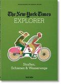 NYT Explorer. Straßen, Schienen & Wasserwege