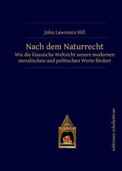 Nach dem Naturrecht (eBook, ePUB)