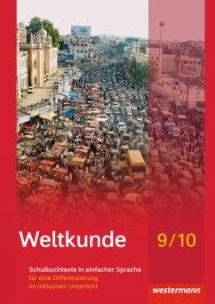 Weltkunde 9 /10. 9/10. Gemeinschaftsschulen. Schleswig-Holstein
