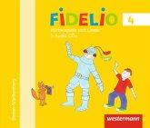 4. Jahrgangsstufe, Hörbeispiele, 3 Audio-CDs / Fidelio, Ausgabe Baden-Württemberg 2016