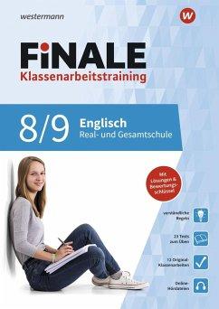 FiNALE Klassenarbeitstraining. Englisch 8 / 9 m...