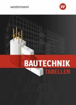Bautechnik Tabellen. Tabellenbuch - Wolff, Johannes; Rich, Hans; Littmann, Klaus; Gerber, Hannes; Claußen, Antje