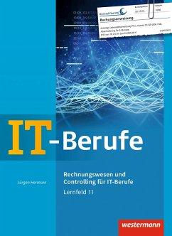 IT-Berufe. Rechnungswesen und Controlling für IT-Berufe: Schülerband - Hermsen, Jürgen