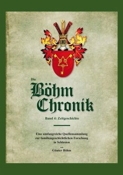 Die Böhm Chronik Band 4 (eBook, ePUB)