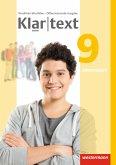 Klartext 9. Arbeitsheft. Differenzierende Ausgabe. Nordrhein-Westfalen