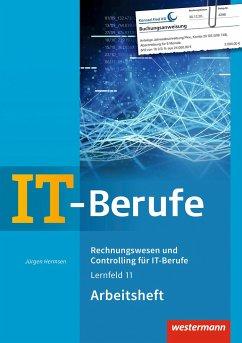 IT-Berufe. Rechnungswesen und Controlling für IT-Berufe: Arbeitsheft - Hermsen, Jürgen