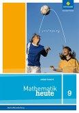 Mathematik heute 9. Arbeitsheft mit Lösungen. Berlin und Brandenburg