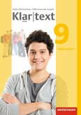 Klartext 9. Arbeitsheft. Differenzierende Ausgabe. Baden-Württemberg